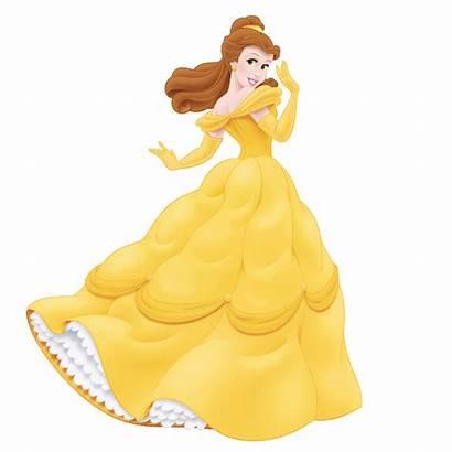 Belle Disney Princess Bela Princesa Giant Decals