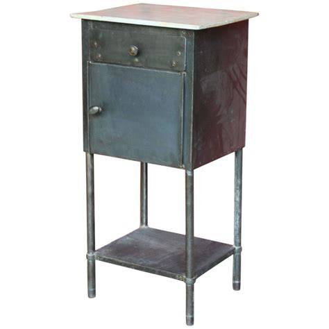 nightstand for sale industrial hospital nightstand for sale at 1stdibs