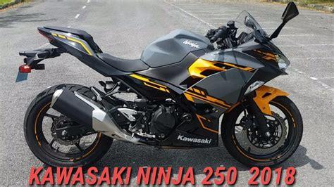 Review Kawasaki 250 2018 cp7 kawasaki 250 2018 review top speed
