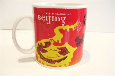 1999 Starbucks Beijing Coffee Mug Cup 20 Ounces Red Yellow Coffee Table With Chairs Under Lift Top Tables Calgary Chair Sets Types Of Word Search 5 Letters Furniture Designs White Gloss Nz Wood And Metal Set Living Room