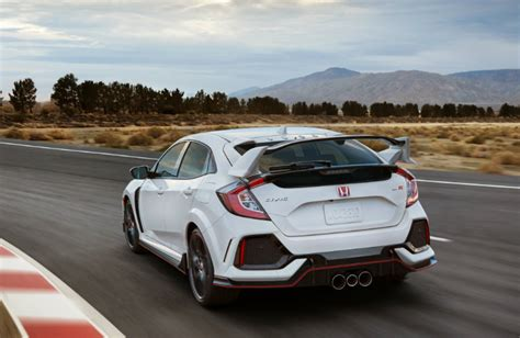 2017 Honda Civic Type R Features And Specs