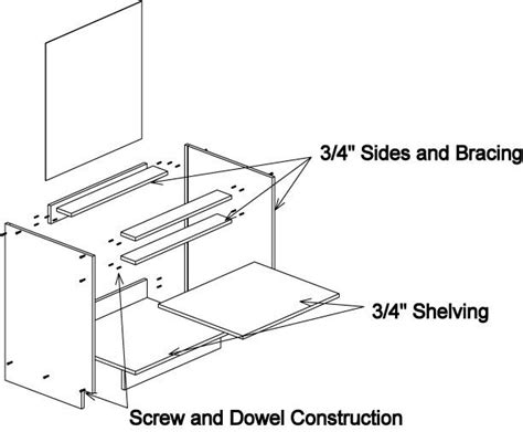 kitchen cabinet construction 1000 images about cabinets on base cabinets 2429