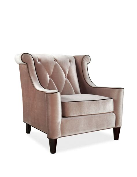 Armen Living Barrister Sofa Caramel Velvet by Armen Living Barrister Chair Caramel Velvet Al Lc8441cream