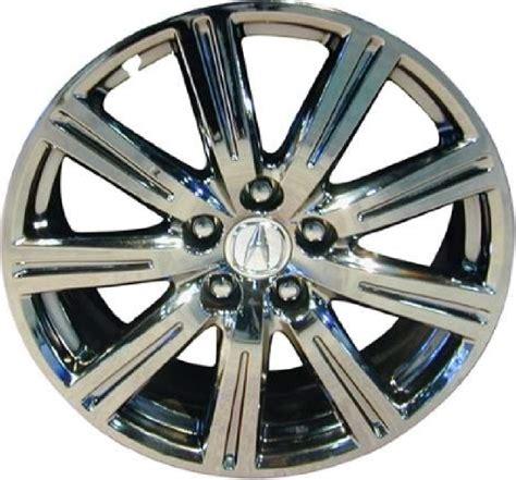 Acura Tl Oem Wheels by Acura Tl 71830pvd Oem Wheel 08w18tk4200 Oem Original