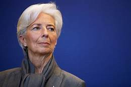 International Monetary Fund (IMF) chief Christine Lagarde resigns…