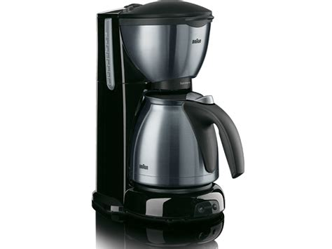 Braun K610 220 Volt 50 Hz Coffee Maker