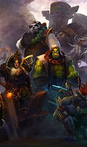 1600x1200 World of Warcraft Heroes 1600x1200 Resolution ...