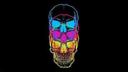 Skull Wallpapers Desktop Trending Computer Backgrounds Watercolor