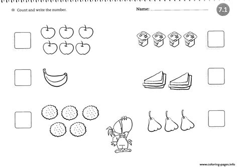 printable sheets for 2 year olds worksheets for 4 year olds counting coloring pages printable