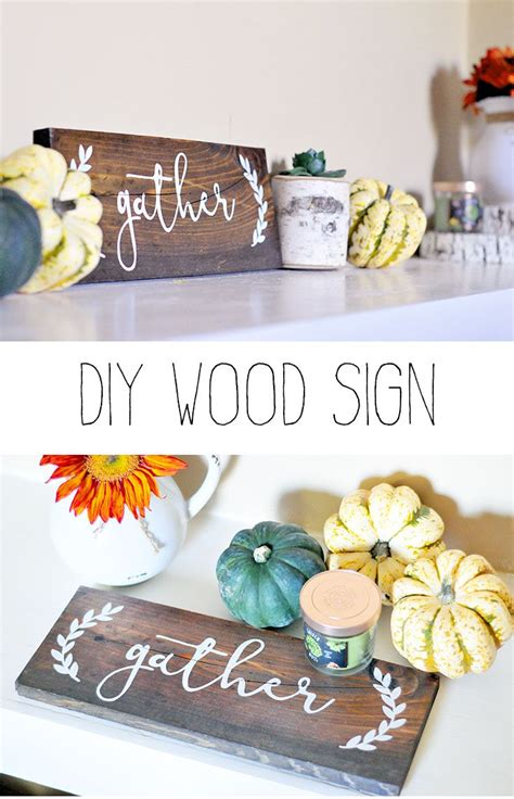 pinterest atbrecreelman pinterest wood sign tutorial