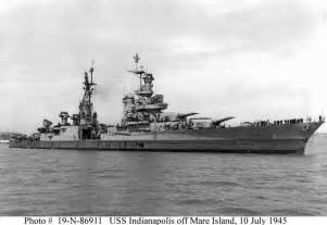 the tragedy of the uss indianapolis 171 americans in wwii