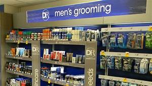 Men's Grooming Products Go Mainstream