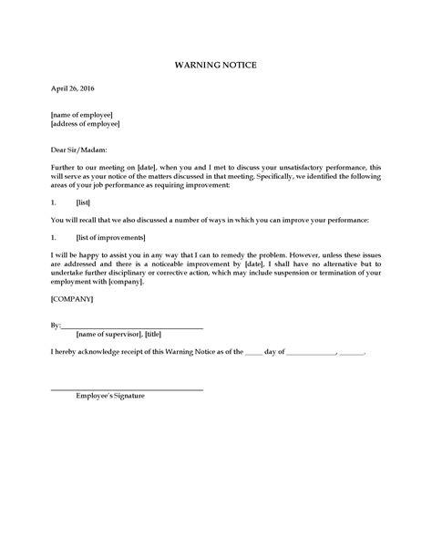 38 [pdf] REPRIMAND LETTER CANADA PRINTABLE HD DOCX DOWNLOAD ZIP - * Reprimand