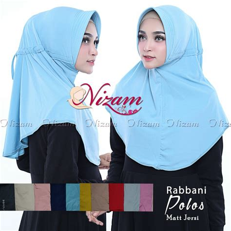 hijab instan serut belakang tutorial hijab terbaru