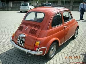 Vendo Fiat 500 L Cinquecento Auto D U0026 39 Epoca Rossa 197