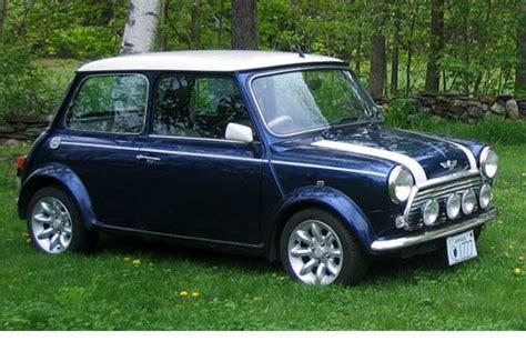 Classic Mini Cooper. Fantastic Car, Again Another Example