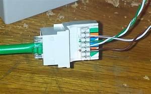 Putting A Connector On Att Dsl Bonded Pair Modem Input