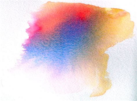 Nass In Nass Technik by Watercolor Techniques Western