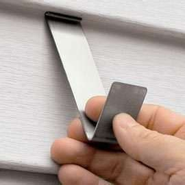 where to buy vinyl siding hooks is the a safe way to attach decoration to vinyl siding hometalk