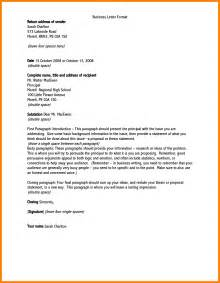 5 Addressing A Formal Letter Science Resume
