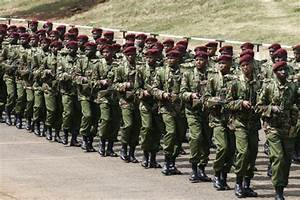 KENYA DEPLOYS SECURITY FORCES NEAR ETHIOPIAN BORDER ...