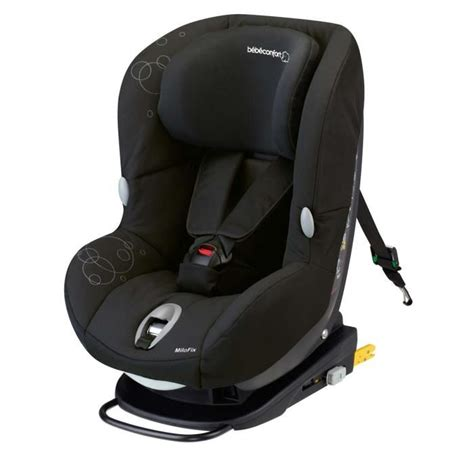 sieges auto 0 1 bebe confort siège auto milofix isofix groupe 0 1 achat