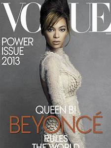 Beyonce Poses For Vogue Magazine - Pictures Of The Week