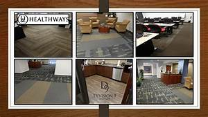 d9 gives healthways flooring that reflects their With division 9 flooring