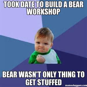 Meme About Build a Bear Workshop