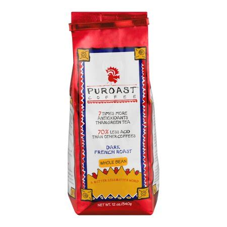 See 25 unbiased reviews of puroast coffee, ranked #766 on tripadvisor among 4,543 restaurants in miami. Puroast Coffee Whole Bean Dark French Roast, 12.0 OZ - Walmart.com