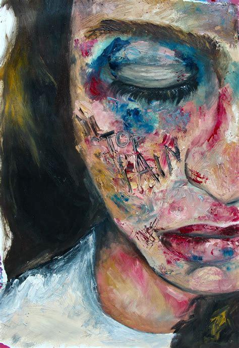 level art work   topic abuse