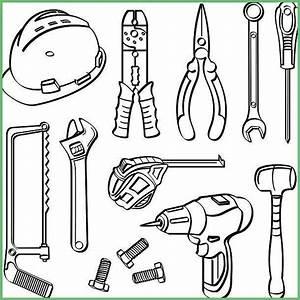 Tools Drawing At Getdrawings