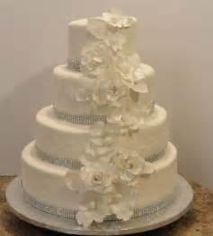 wedding cakes with bling صور كيكات زفاف حلوة مميزة 2013 معرض رجيم