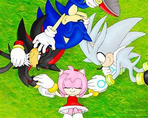 Manic the Hedgehog images Every on loves Amy! HD wallpaper ...