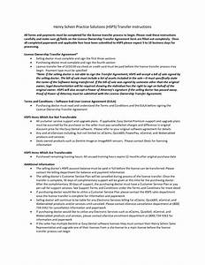 business templates transfer of business ownership form With transfer of business ownership contract template