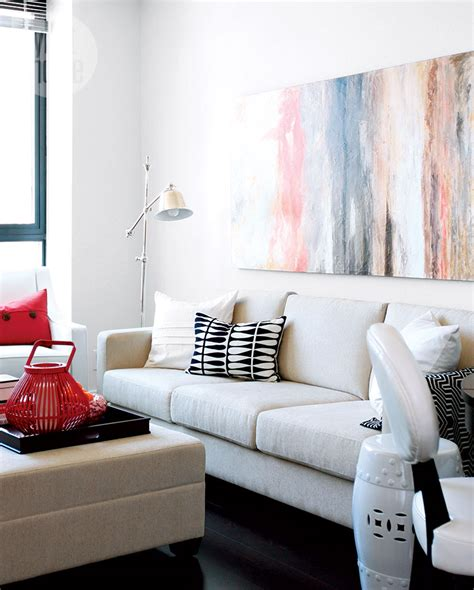 Bedroom Style For Small Spaces by Small Space Interior Chic Condo Style At Home