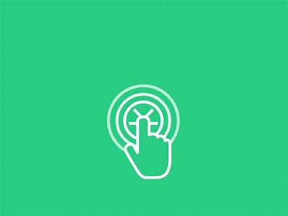 Stay Touch Animated Svg Gifs Dribbble Another