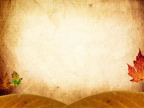 Fall Backgrounds Powerpoint by Fall Leaves Background Powerpoint Progressive Church Media