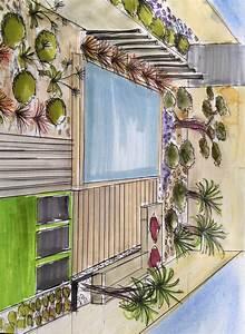 les conseils de paysagistes pour creer et amenager votre With idee amenagement jardin paysager 4 amenagement paysager autour dune piscine classique