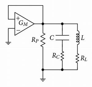 a basic lc tank oscillator configuration with tank With high precision voltage controlled oscillator vco