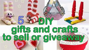 5, Easy, Diy, Gifts, And, Crafts, -, Ana