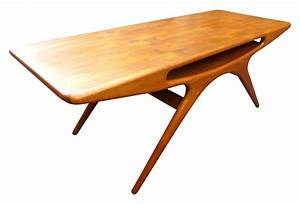 Table Basse Année 50 : table basse smile johannes andersen ann es 50 design market ~ Teatrodelosmanantiales.com Idées de Décoration