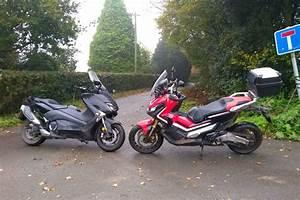 Honda X Adv : honda x adv vs yamaha tmax review visordown ~ Kayakingforconservation.com Haus und Dekorationen