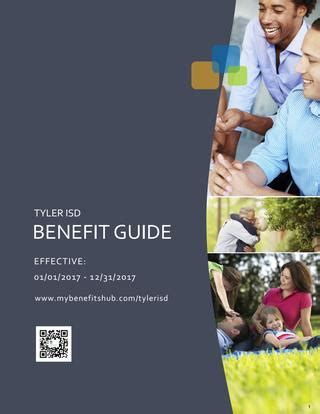 benefit guide tyler isd  fbs issuu
