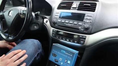 bluetooth kit  acura tsx    gta car kits