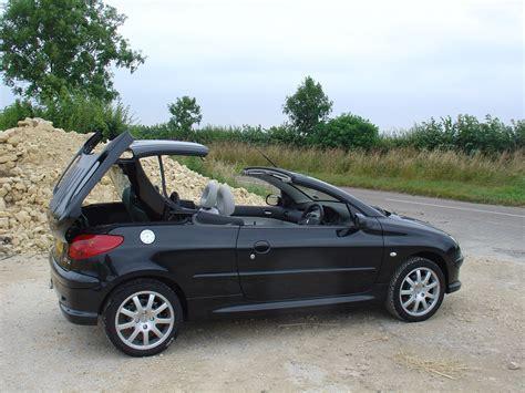 peugeot cabriolet peugeot 206 coupé cabriolet 2001 2007 photos parkers