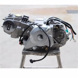 Motor Elec by 4 Up 125cc Semi Auto Engine Motor Kick Elec Start Honda