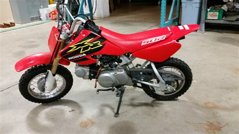 honda motocross bike 2000 honda xr50r dirt bike