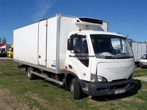 Daewoo Avia D90 2004 Refrigerator Body Truck Photo And Specs