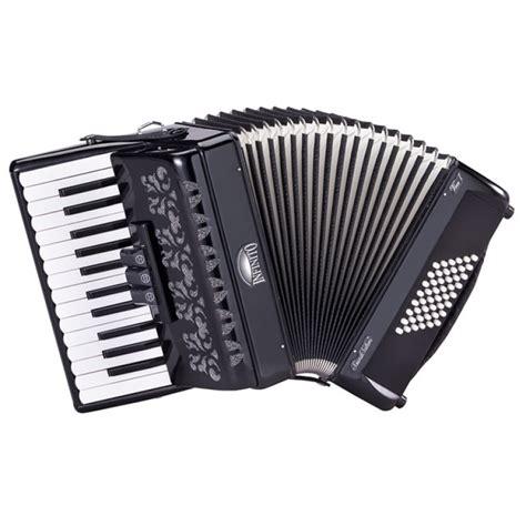 Akordeons VOCE I 2648-BK